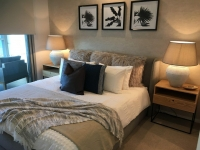 Master Bedroom Staging & Styling