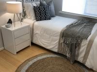 Single Bedroom Staging