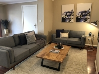 Lounge Room Staging