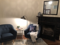 Sitting Area Staging