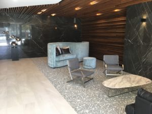 commercial fitouts lobby