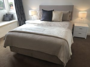 bedroom furniture hire
